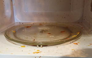 Dirty Microwave