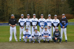 The Vikings Baseball Team
